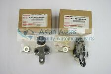 Genuine Toyota Sienna 04-10 Lower Ball Joints 4334009010 and 4333009560 OEM
