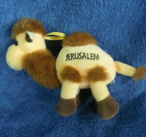 *2130* Dromedary Camel (one hump) – Jerusalem - 18cm - plush