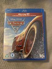 Cars 3 3D Blu-ray + 2D Blu Ray