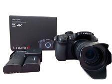 Panasonic Lumix GH4 16MP Professional 4K Mirrorless, with 14-42mm Panasonic lens