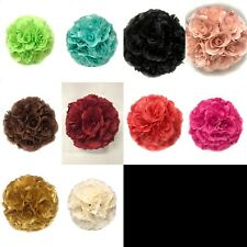 "10"" (25 cm) Flower Kissing Ball Rose Pomander Wedding Party Home Decoration"