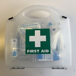 First Aid kit, Workplace,Car or Caravan ,47 item kit! - Free Uk Delivery