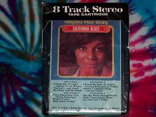 VARIOUS Original Folk Blues California Blues UNITED 1970 8-Track Cartridge NEW!