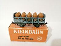 KLEINBAHN 343 sauretopfwagen acid pot wagen TANK WAGON- BOXED HO