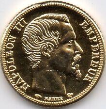 Faux 20 Francs Napoléon III 1855A