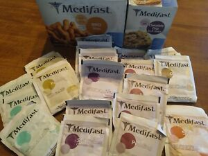 31 Medifast Meals-ALL EXPIRED