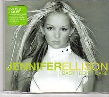 (EY97) Jennifer Ellison, Baby I Don't Care - 2003 CD