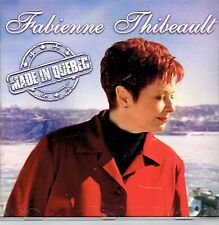 CD - FABIENNE THIBEAULT - Made In Quebec