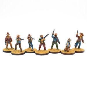 Cowboys - Pro Painted - Dead Man's Hand