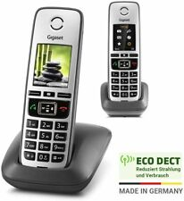 Gigaset Family Twin Pack - 2 schnurlose Mobilteile DECT Telefon Farbdisplay