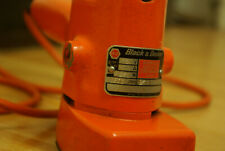 Black and Decker Power Hedge Trimmer D450 built in an all metal casing excellent
