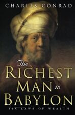 The Richest Man in Babylon Six Laws of Wealth, New, Free Shipping