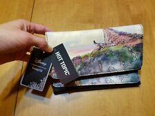 Loungefly Lion King Pride Rock Watercolor Flap Wallet Brand New