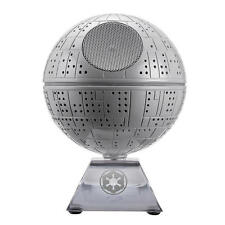NEW SEALED iHome Star Wars Death Star Bluetooth Speaker Silver  Li-B18.FXv6