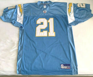 NEW w/o tags Size 52 Authentic Reebok 2002 Chargers LaDainian Tomlinson Jersey