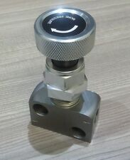 adjustable brake proportioning  bias valve knob, suit disk or drum brake setups