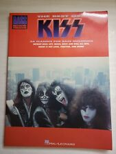 The Best of Kiss For Bass Guitar Great Condition! 1995