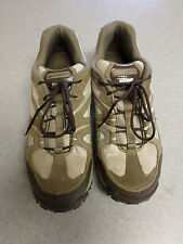 """New Balance """"606"""" Brown and Tan Trail Running Shoes. Women's 9.5 B"""