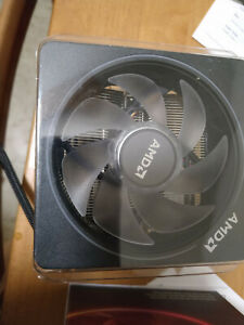 AMD AM4 Wraith Prism LED RGB Cooler Fan