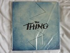 THE THING SOUNDTRACK OST VINYL LP - WAXWORK RECORDS DELUXE *FACTORY SEALED*
