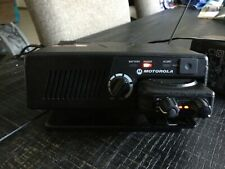 Motorola Minitor V Pager 151-158Mhz w/ Rln5869C Amplified Charger & Power Supply