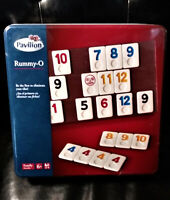 Pavilion Rummy-O Game Brand New sealed .