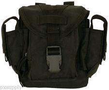 ammo dump pouch advanced tactical molle black fox 56-691