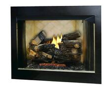 "FMI 36"" Bavarian Paneled Vent-Free Fireplace Insert W/Refractory Panels"