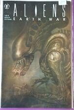 Aliens Earth War #1 (Jun 1990, Dark Horse)