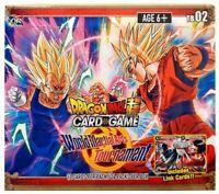 Dragon Ball Super Tournament Deck Box