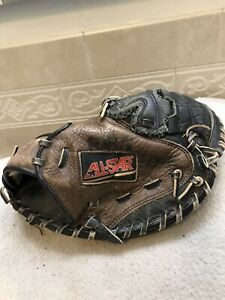 """All Star CM1010HB 32"""" Young Pro Series Youth Baseball Catchers Mitt Right Throw"""