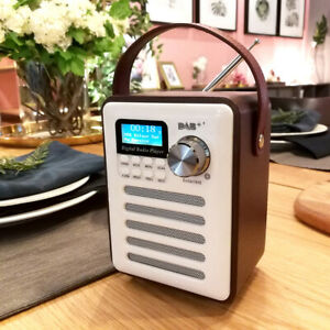 Internet Radio Digital Speaker Wireless bluetooth Radio DAB/DAB+ FM Wi-Fi