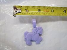 Fisher Price pretty purse vanity make up dress charm bracelet horse purple part
