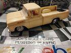 BUILT MODEL CAR VINTAGE 1960 FORD PICKUP SCREWBOTTEM PROJECT NICE CLEAN