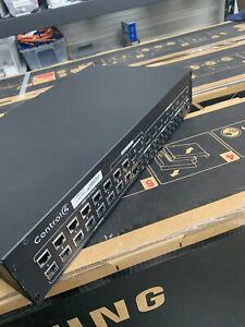 Control4 8x8 Zone HDMI Video Matrix Switch C4-8ZVMS-B HDbaseT