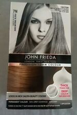 John Frieda Precision Foam Hair Colour - 7N Dark Natural Blonde
