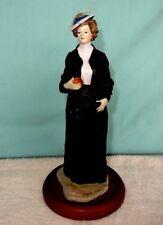 1994 Vtg Roman Figurine Angela Tripi Signed Sculpture 81/1000 The Teacher Circa
