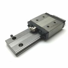 Thk Hrw21cr Linear Guide Block Bearing On 130mm Rail Carriage 545mm X 55mm