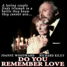 Do You Remember Love, 1985, Original movie, DVD Video, Joanne Woodward