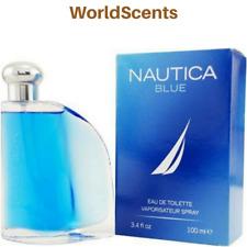 NAUTICA BLUE by Nautica 3.4 oz / 100ml Cologne EDT for Men New in Gift Box