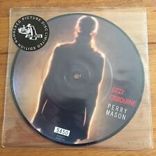 "Ozzy Osbourne - Perry Mason 7""  Picture Disc"
