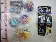 Yujin Nintendo Super Mario Galaxy Gashapon figure 5 pcs