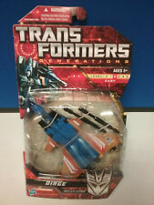 Transformers Generations Dirge  NEW FREE SHIP US