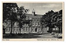 Den Helder Opleidingsschool voor officieren The Netherlands  01.1