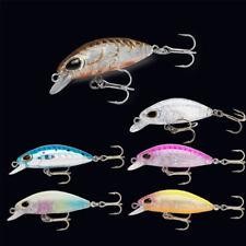 3.5cm/2g Minnow Fishing Lures Hard Floating Wobblers Crankbait Artificial Baits