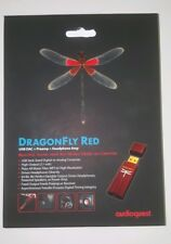 AudioQuest DragonFly RED Series USB DAC Preamp Headphone Amp