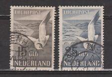 Luchtpost 12-13 NICE CANCEL NVPH Nederland Netherlands Niederlande airmail