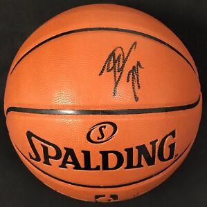 Donovan Mitchell Signed Autographed Replica NBA Game Ball Utah Jazz Psa/Dna ROY