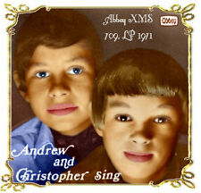 Andrew and Christopher Sing  - Boy Sopranos/Trebles - 1971