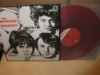 Monkees Present New Red Colored Vinyl Reissue LP Opened Never Played